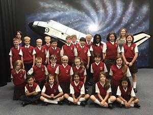 STEM Field Trip – Challenger
