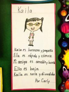 3rd grade spanish2