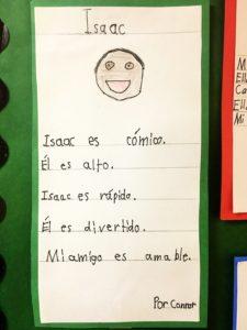 3red grade spanish4