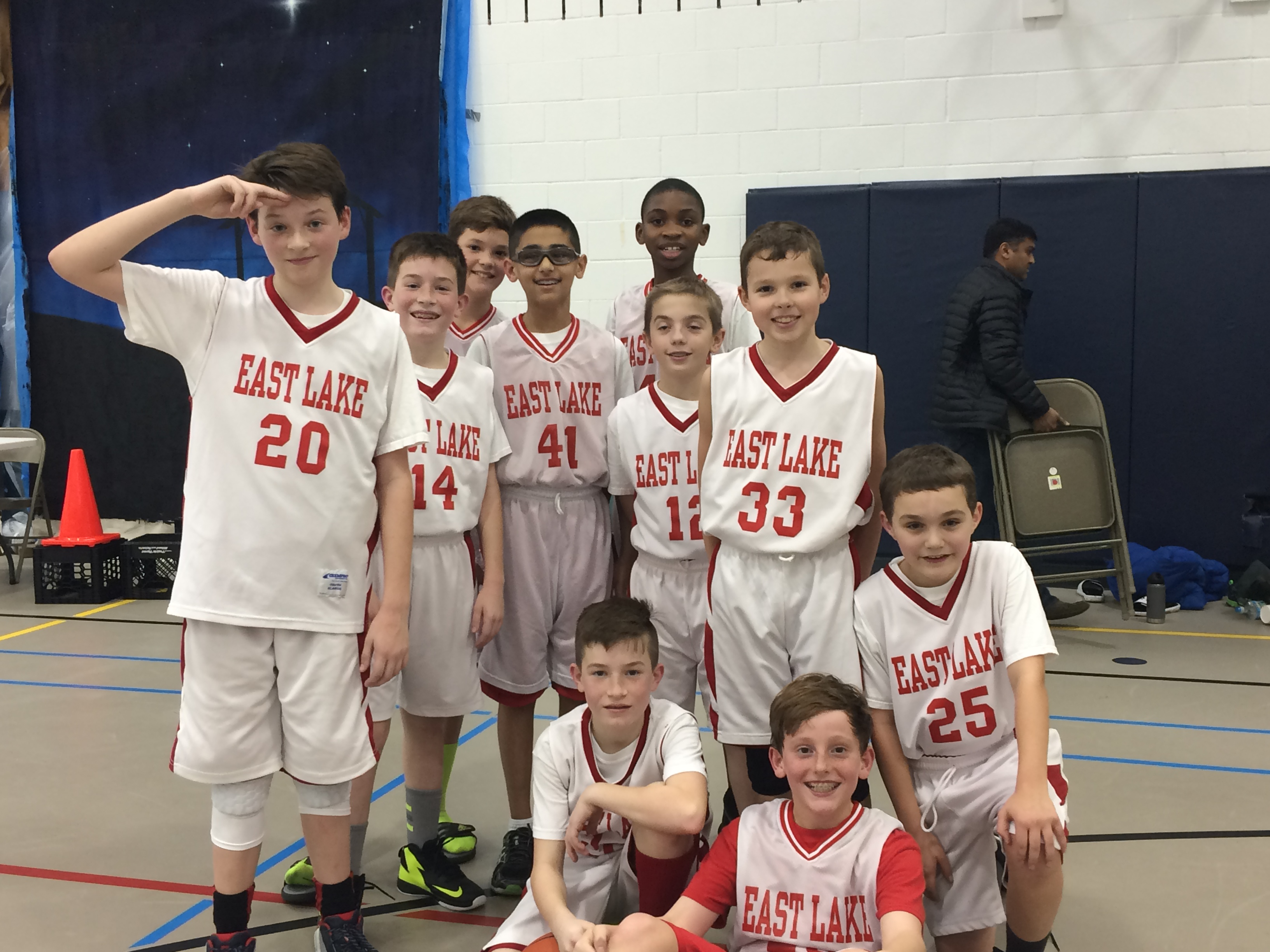 Boys 6th & 7th Grade Basketball
