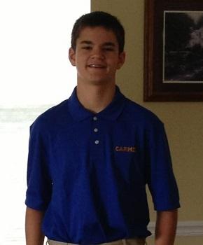 Ryan Molloy ELA Class of 2014