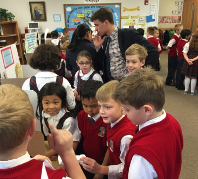 Chicago Catholic Private Elementary School