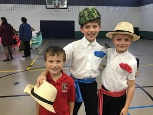 Preschool-3rd Grade Spanish