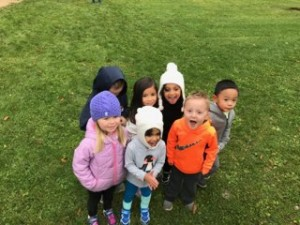 Pre-K at the Fun Run