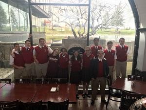 8th Grade Spanish Luncheon
